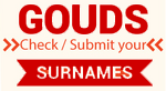 goudcommunity surnames